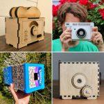 25 Simple DIY Ways to Make a Pinhole Camera - 25 DIY Pinhole Cameras