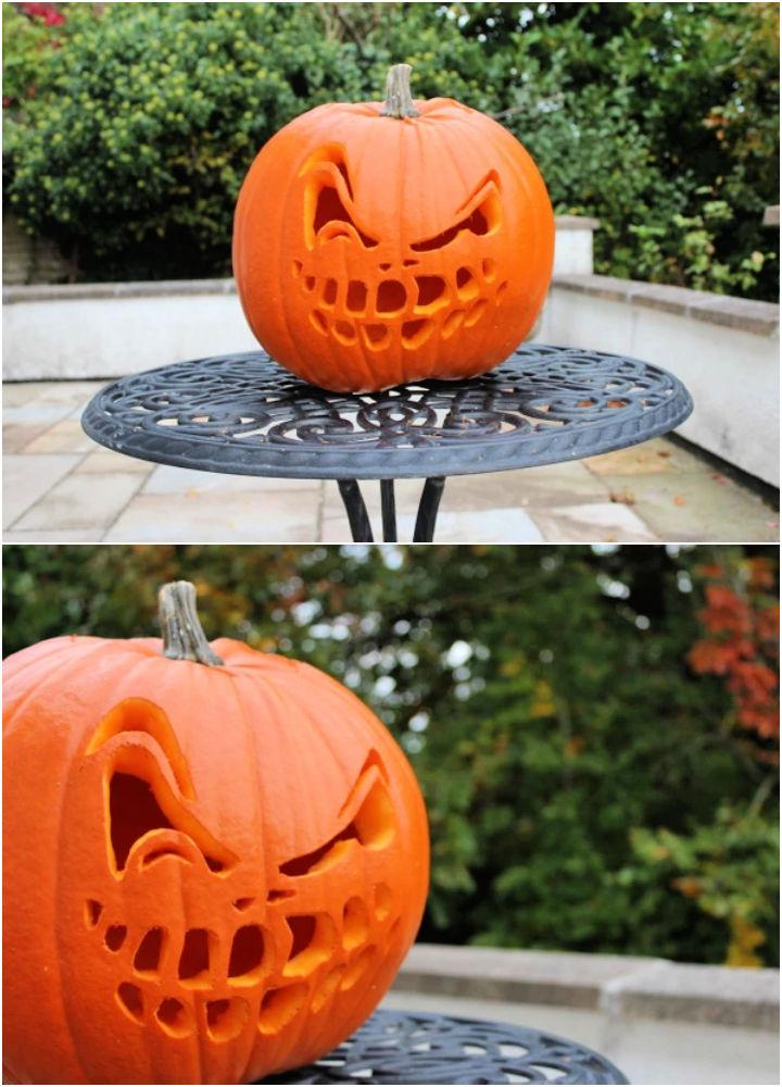 How to Carve a Pumpkin for Beginners