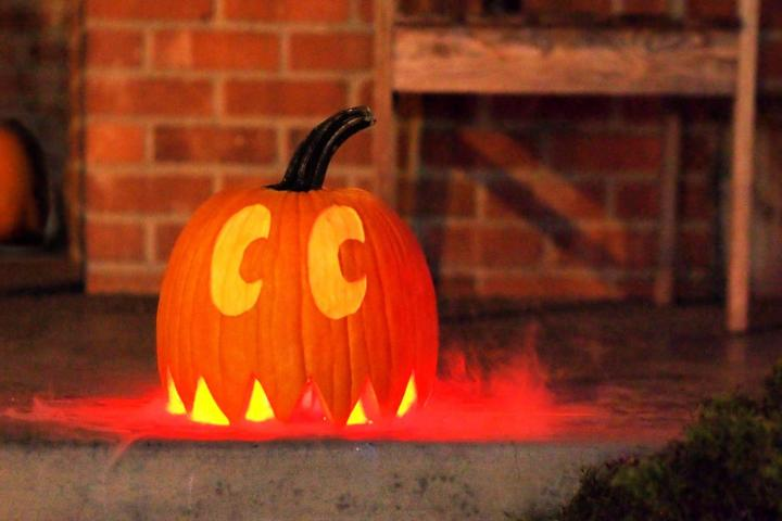 How to Make Pumpkin Ghost