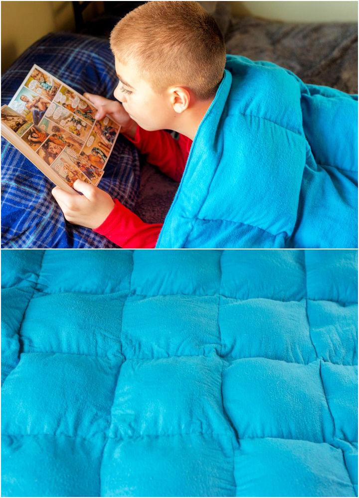 Make Your Own Weighted Blanket