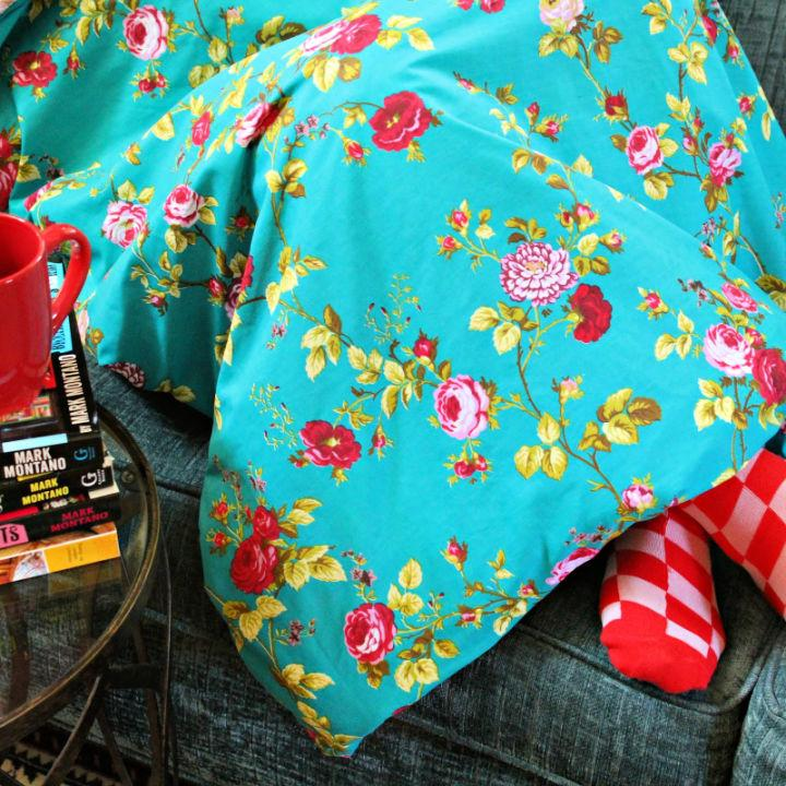 No Sew Weighted Blanket