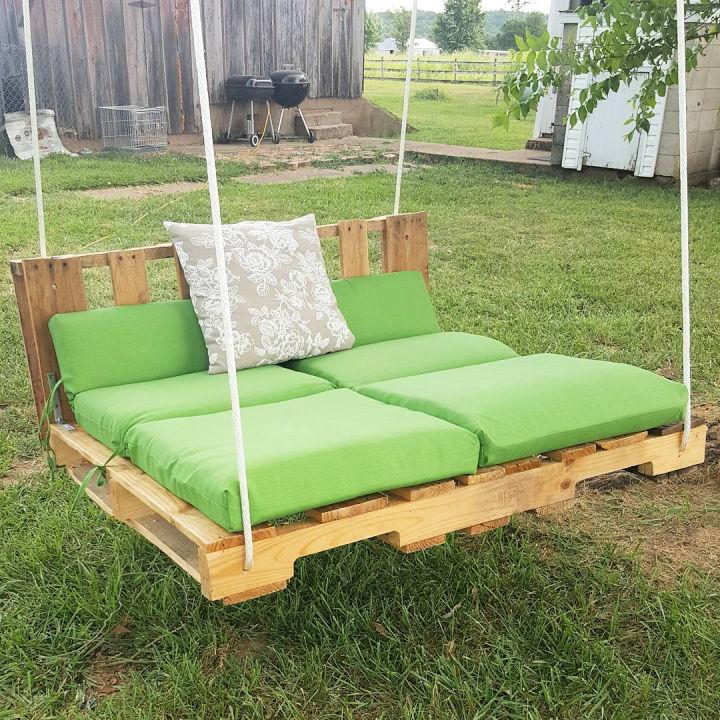 Pallet Swing Out Of Pallets