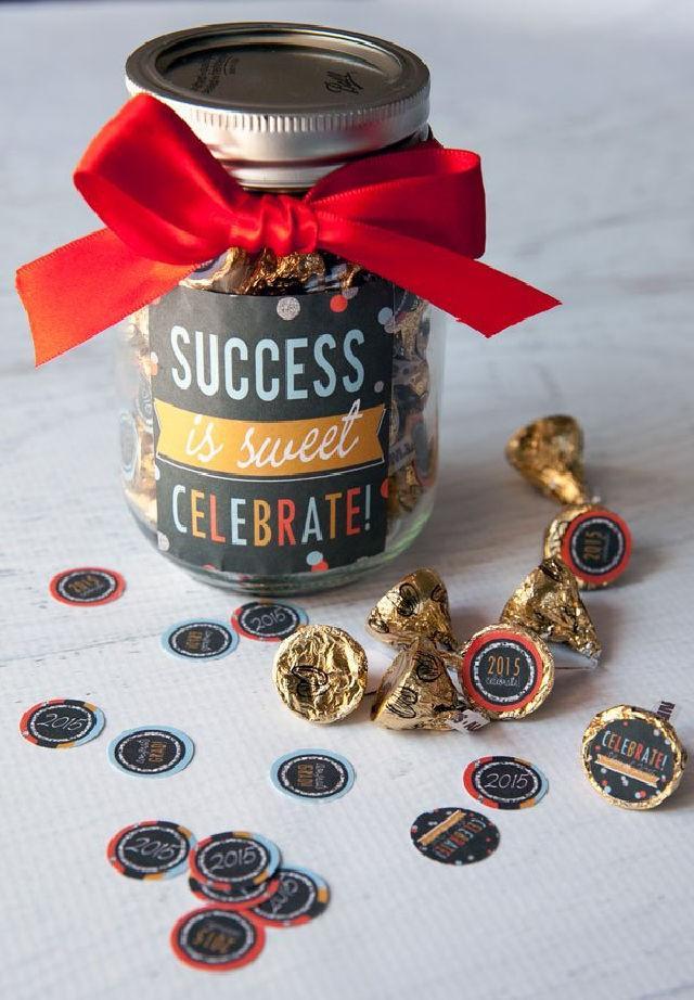 Sweet and Speedy Graduation Gift