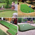 cheap DIY Putting Green Ideas for Backyard