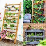 cheap and durable DIY Vertical Garden Ideas to build