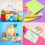 diy school supplies to do for back to school kids